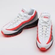Nike Air Max 95 Essential white / bright crimson - black