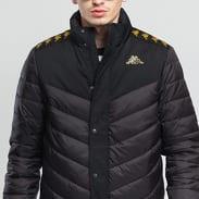 Kappa Banda Aobi Jacket čierna / zlatá