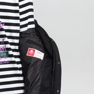 Kappa Banda Aobi Jacket černá / zlatá