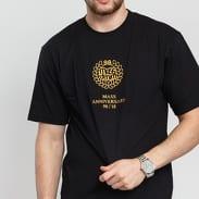 Mass DNM Golden Crown Tee černé