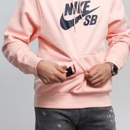 Nike M NK SB Icon Hoodie PO Essential růžová