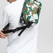 CONSIGNED Morgan Crossbody Bag šedá / olivová / zelená