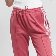 adidas Originals SST Track Pants tmavě růžové