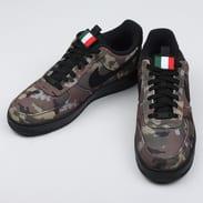 Nike Air Force 1 '07 ale brown / black - cargo khaki
