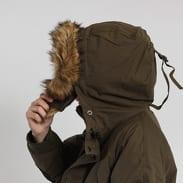 Carhartt WIP Trapper Jacket olivová