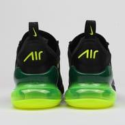 Nike Air Max 270 black / volt - black - oil grey