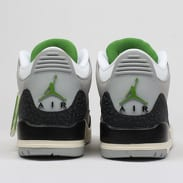 Jordan Air Jordan 3 Retro lt smoke grey / chlorophyll
