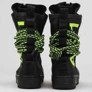 Nike SF AF1 HI black / volt - black
