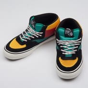 Vans Half Cab (sporty) black / multi