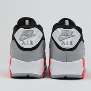 Nike Air Max 90 Essential wolf grey / bright crimson - black