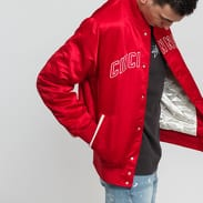 New Era 1990 WS Winners Varsity Jacket Cincinnati Reds červená