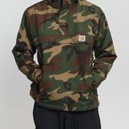 Carhartt WIP Nimbus Pullover camo zelená