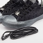 Converse Chuck Taylor AS Miley Cyrus black / silver / white