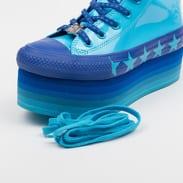 Converse Chuck Taylor AS Platform HI Miley Cyrus gnarly blue / blue / gnarly blue