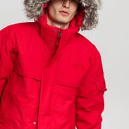 The North Face M MC Murdo Parka 2 červená