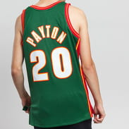 Mitchell & Ness NBA Swingman Jersey Seattle SuperSonics zelený