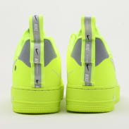 Nike Air Force 1 '07 LV8 Utility volt / white - black - wolf grey