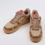 Nike Air Force 1 Jewel Lo hemp / hemp - military brown