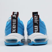 Nike Air Max 97 Premium blue hero / white - black