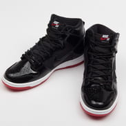 Nike SB Zoom Dunk High TR QS black / black - white - varsity red