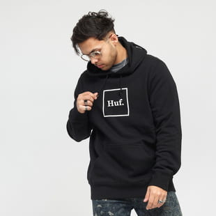 HUF Essentials Box Logo PO Hoodie