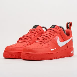 Nike Air Force 1 '07 LV8 Utility team orange white black