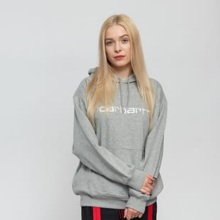 Carhartt WIP W Hooded Carhartt Sweat
