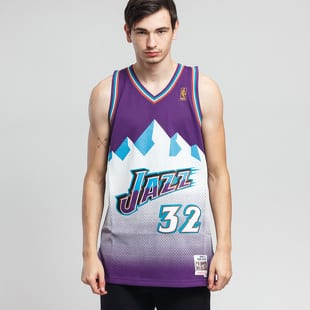 Mitchell & Ness NBA Swingman Jersey Utah Jazz