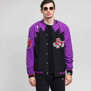 Mitchell & Ness NBA Authentic Warm Up Jacket Toronto Raptors