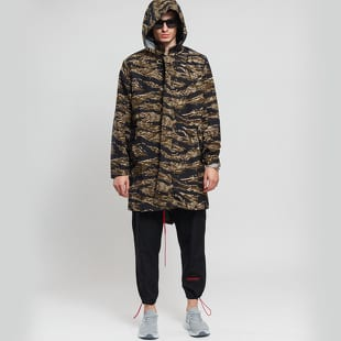 NikeLab Essentials Tiger Camo Parka