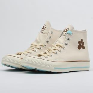 Sneakers Converse Golf Le Fleur Chuck 70 Hi Parchment Egret Blue C163170 Queens