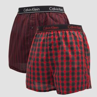 Calvin Klein 2 Pack Boxer Slim