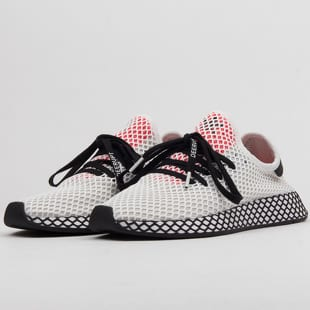 new concept a9c89 736e8 adidas Originals Deerupt Runner ftwwht  black  shored
