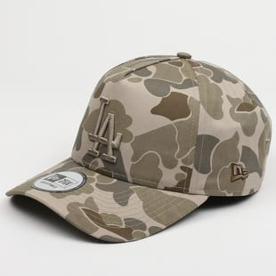 New Era 940 Camo Aframe LA