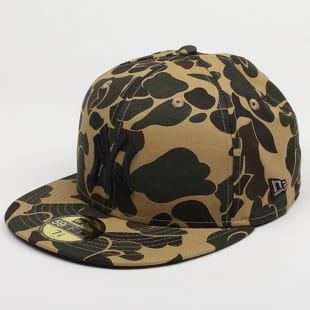 New Era 5950 MLB Camo NY