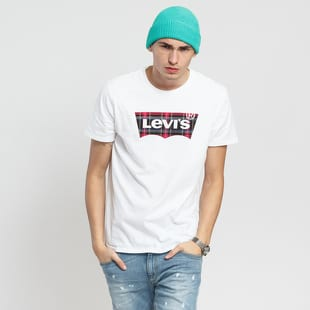Levi's ® Housemark Graphic Tee HM Plaid Fill
