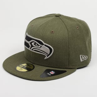 New Era 5950 NFL Heather Seattle Seahawks