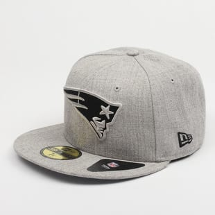 New Era 5950 NFL Heather New England Patriots