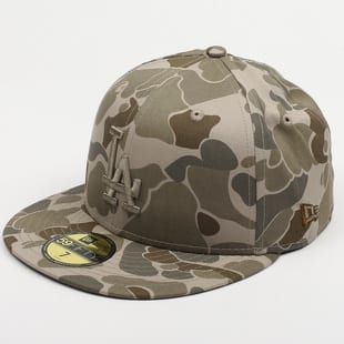 New Era 5950 MLB Camo LA