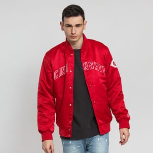 New Era 1990 WS Winners Varsity Jacket Cincinnati Reds