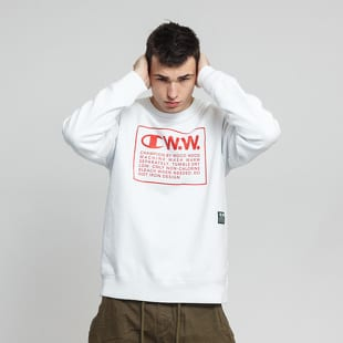 Champion Wood Wood x Champion Mike Crewneck
