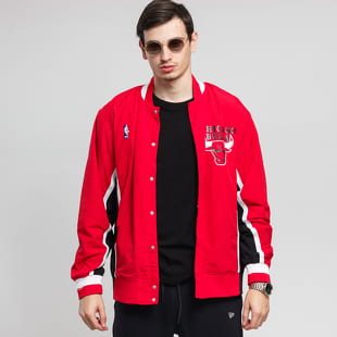 Mitchell & Ness NBA Authentic Warm Up Jacket Chicago Bulls