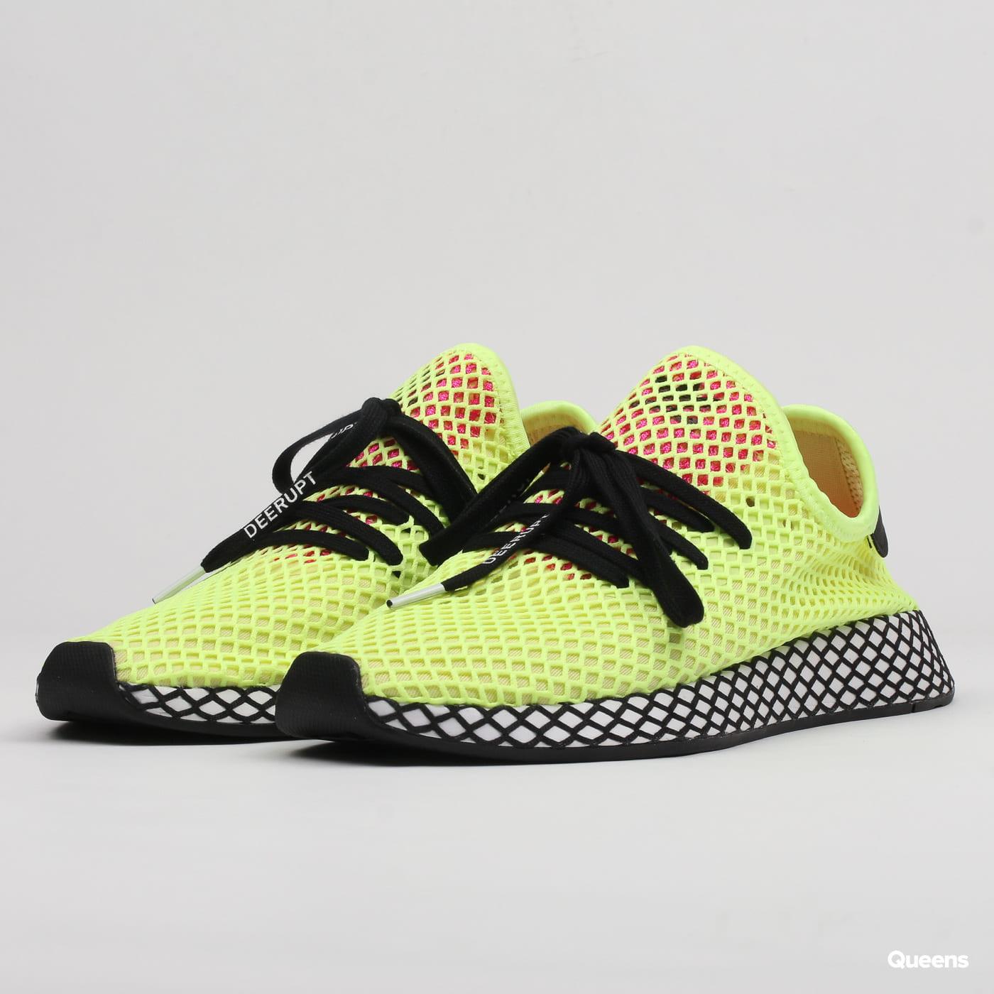 best website 28613 35df6 Sneakers adidas Originals Deerupt Runner (CG5943)– Queens 💚