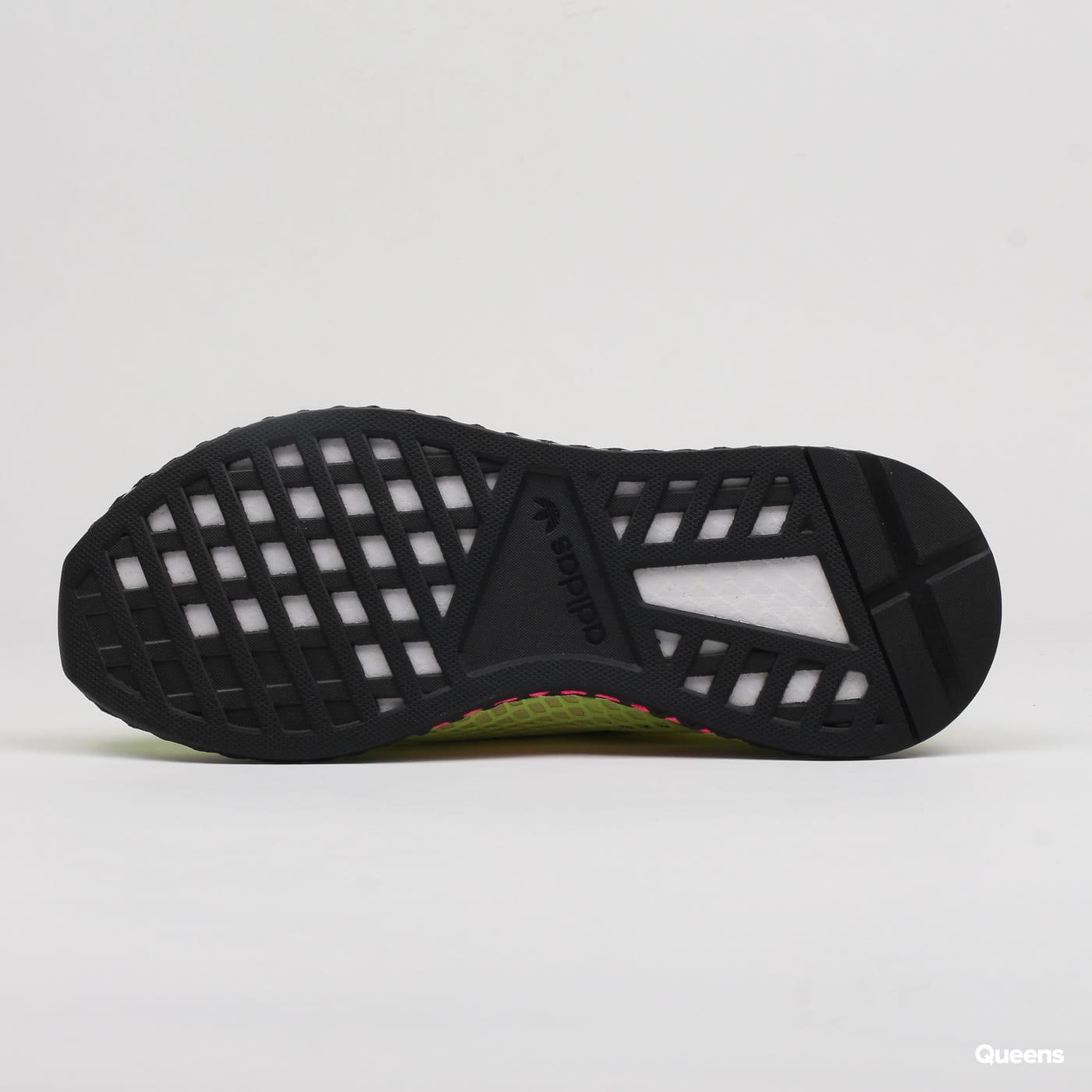 best authentic 3a1bb 54af1 Zoom in Zoom in Zoom in Zoom in Zoom in. adidas Originals Deerupt Runner  hireye   cblack ...