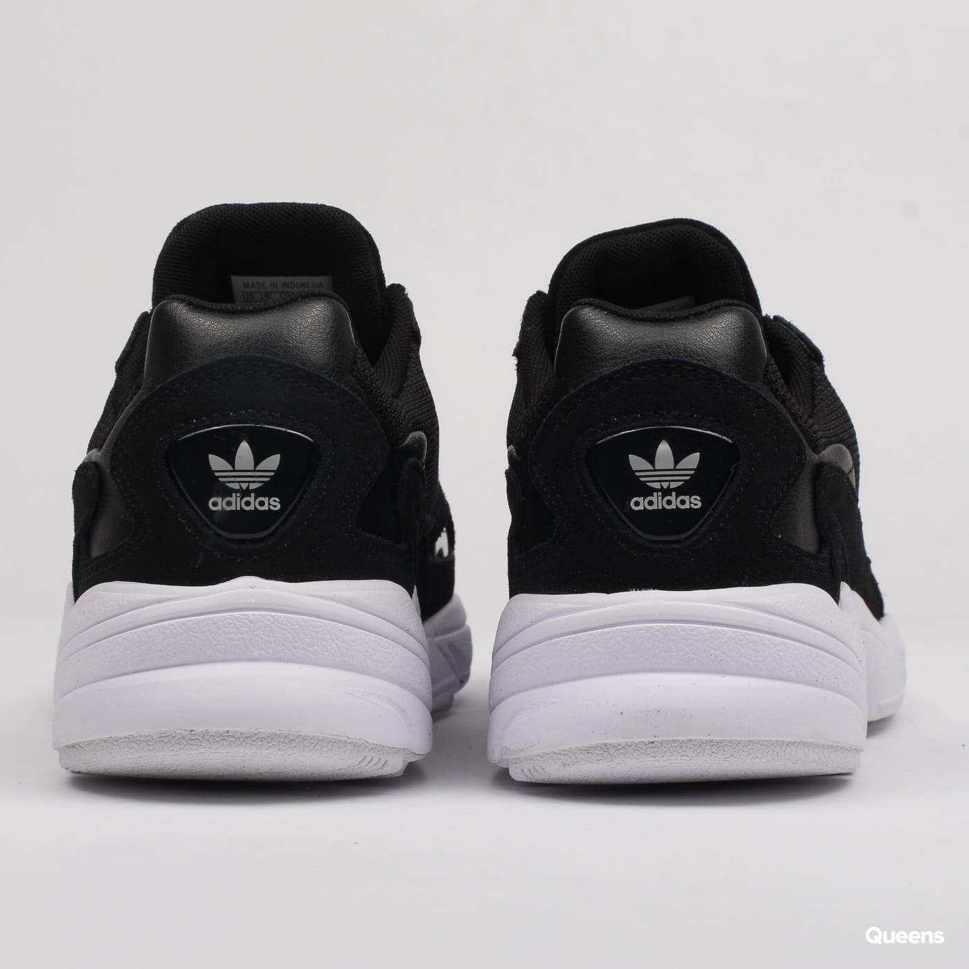 adidas Originals Falcon W cblack / cblack / ftwwht