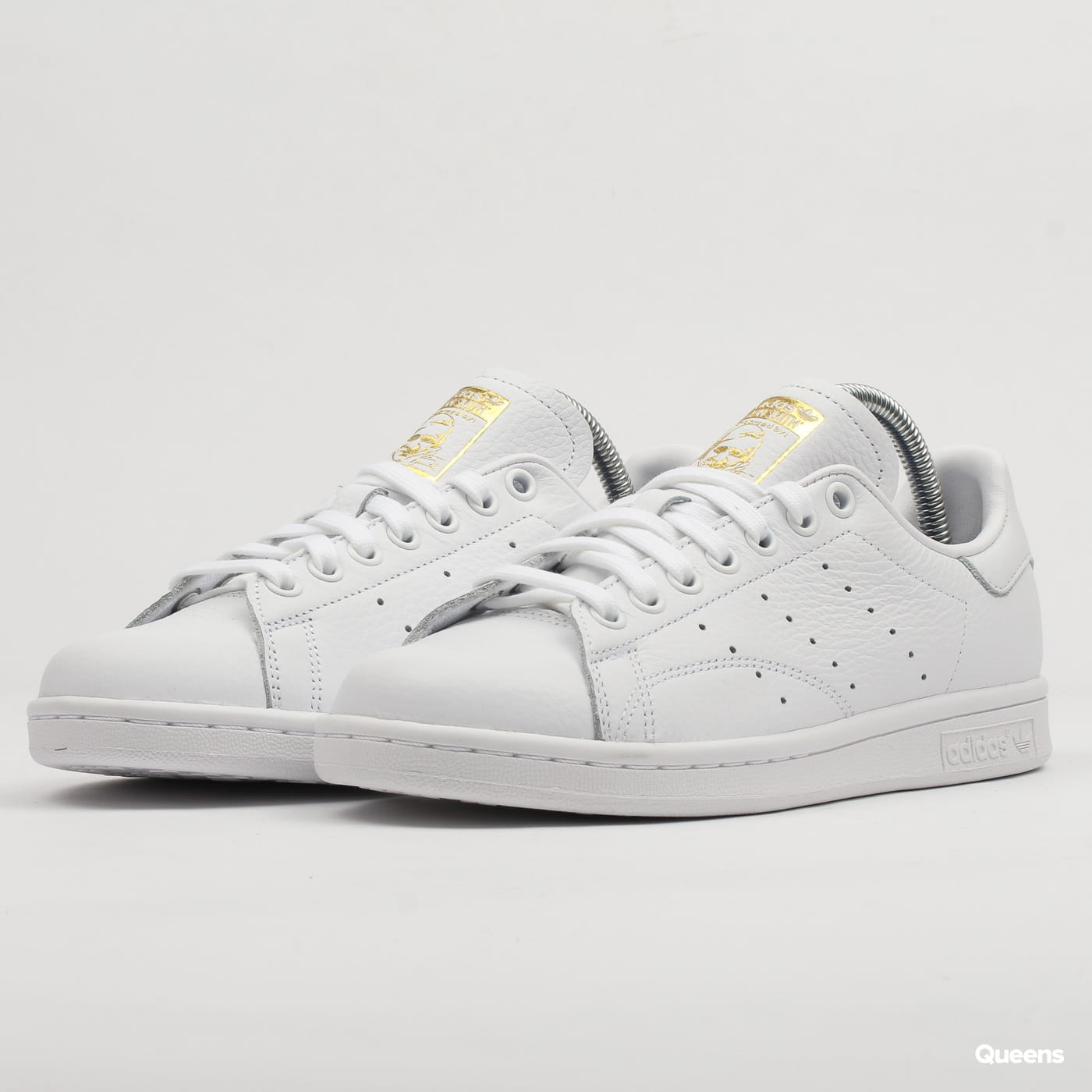 f895671c17 adidas Originals Stan Smith W ftwwht / realil / rawgol (CG6014) – Queens 💚
