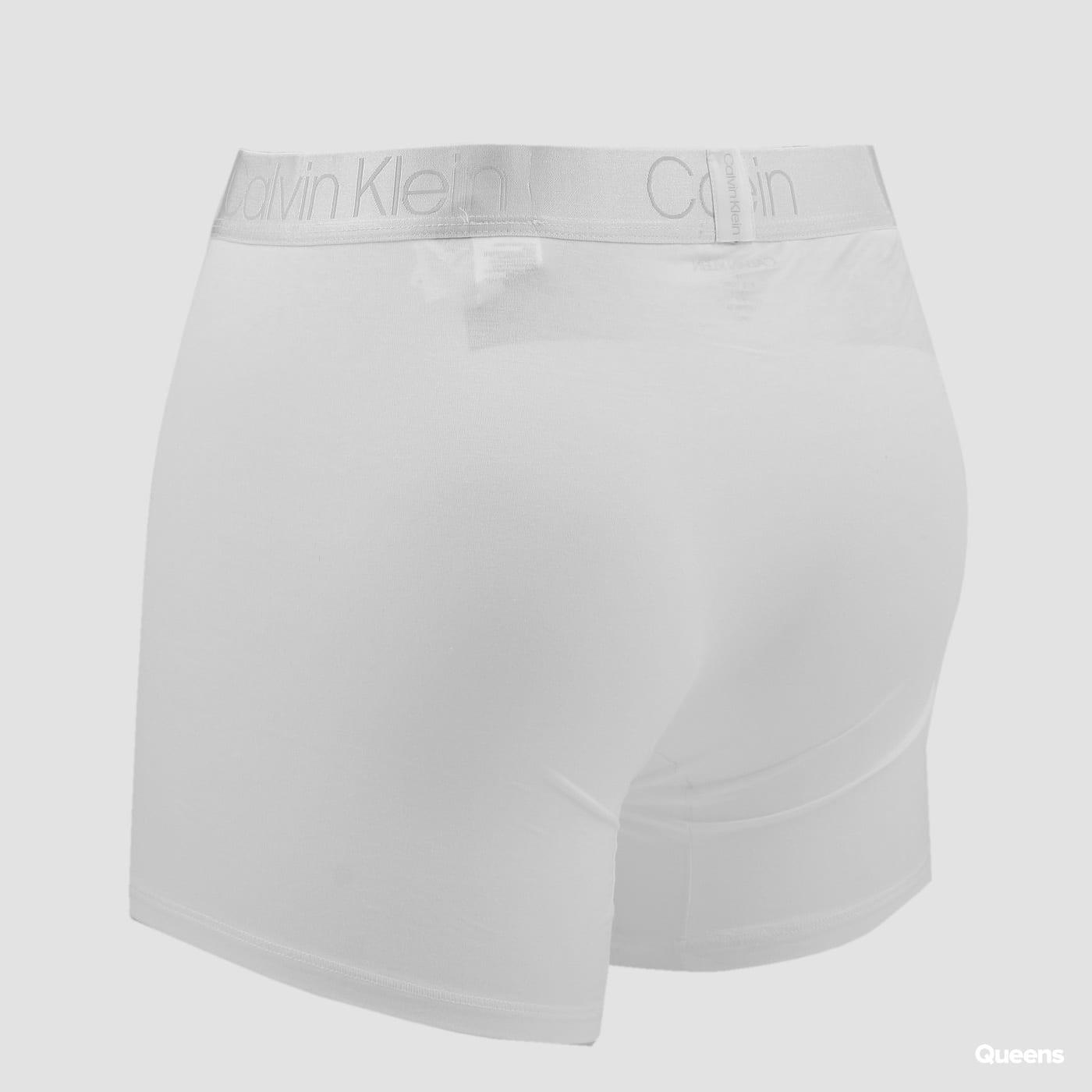 Calvin Klein Boxer Brief Luxe C/O biele