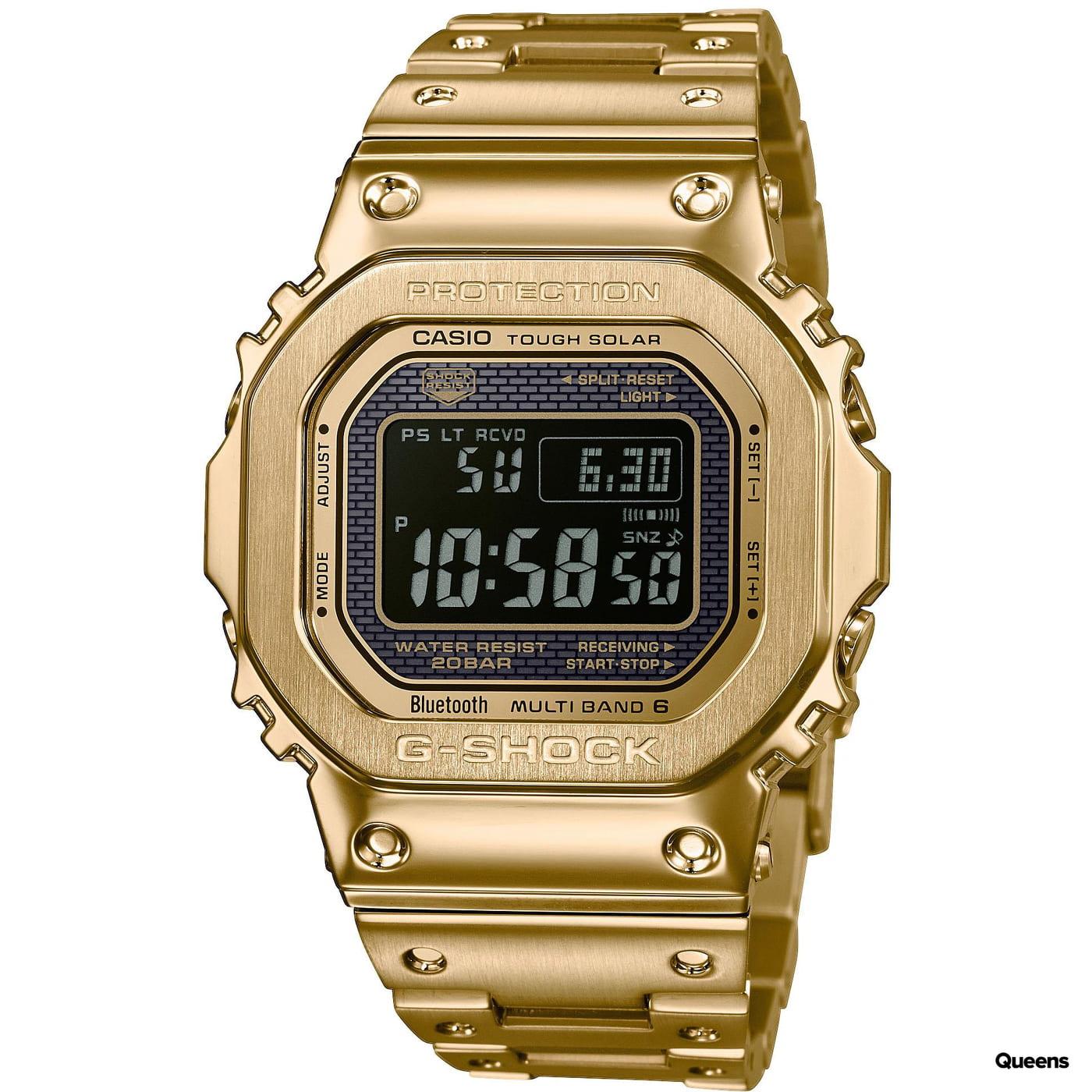"Casio G-Shock GMW B5000GD-9ER ""Full Metal Series"" zlaté"