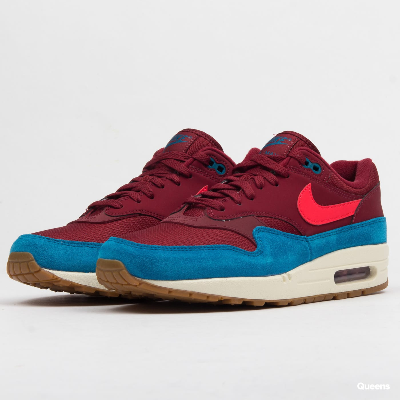 Max Green Abyss Nike Orbit 1 Air Red Team QeoEdxCrBW