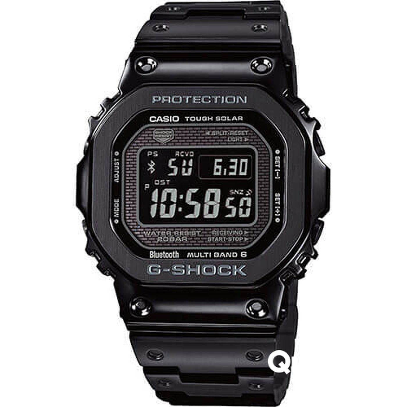 Casio G-Shock GMW-B5000GD-1ER puma black